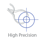 features__high precision