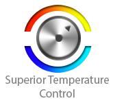 Superior Temperature Control